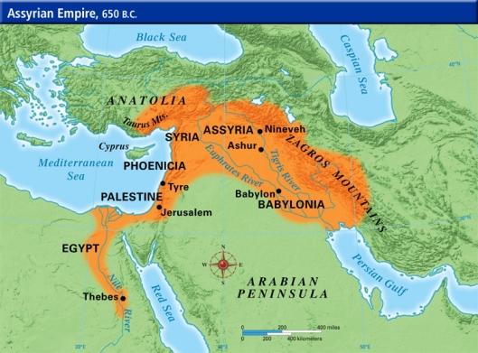 assyrianempire